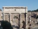 123 Forum i slavoluk septimija Severa