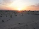 Sahara izlazak sunca
