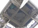 Eiffelov toranj pogled odozdo