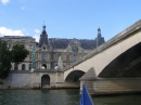 vožnja Senom i muzej Louvre