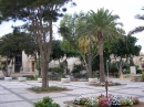 Valletta Barrakka park