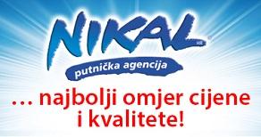 Nikal putnićka agencija